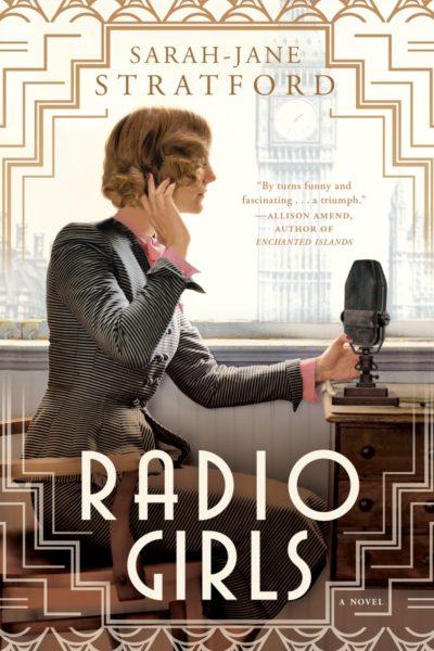Radio Girls cover jpg
