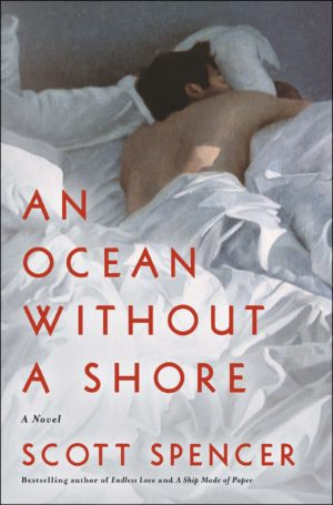 Book cover of the novel AN OCEAN WITHOUT A SHORE by Scott Spencer
