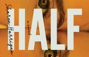 Cover of the novel HALF by Sharon Harrigan